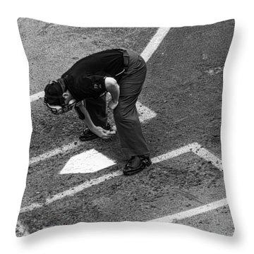 A Clean Home Throw Pillow