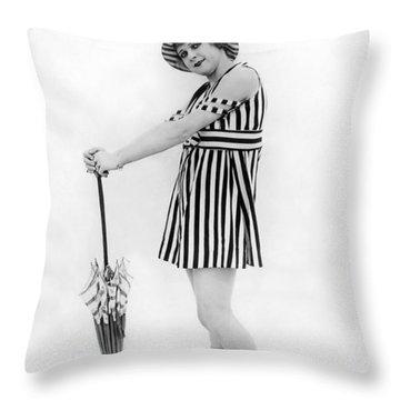A Comedy Star Throw Pillow