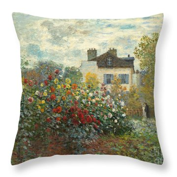 French Impressionist Throw Pillows