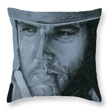 A Different Kind Of Man Throw Pillow
