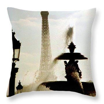 A Different View Throw Pillow