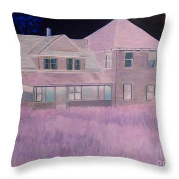 A Dream Of The Past Throw Pillow