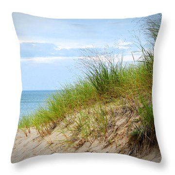 A Favorite Place Throw Pillow by Lena Wilhite