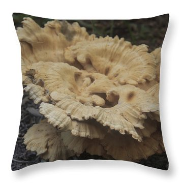 A Fungus Among Us 2 Throw Pillow