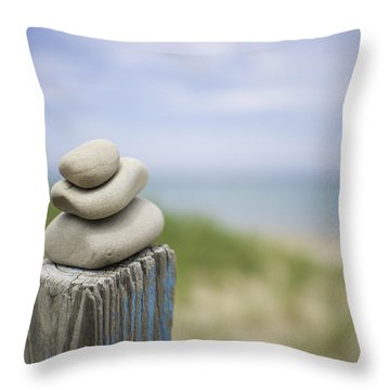 A Gift Throw Pillow