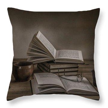Candle Throw Pillows