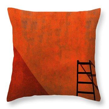 Ladders Throw Pillows