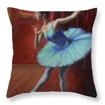 Dancing Throw Pillows