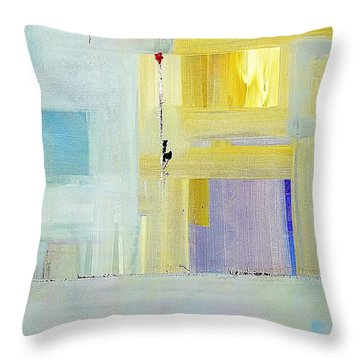 A Little Bit   Tomorrow Throw Pillow