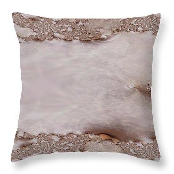 A Long Time Ago Throw Pillow