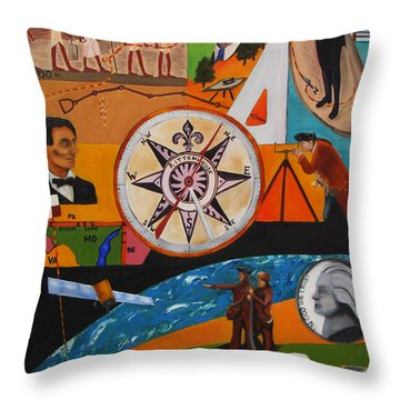 A Longstanding Profession Throw Pillow