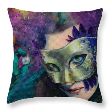 A Losing Game Throw Pillow