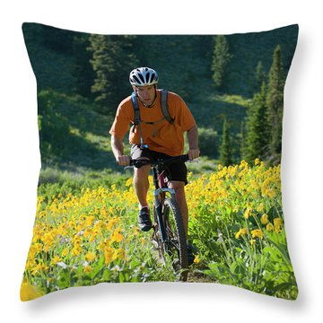 Designs Similar to A Man Rides His Mountain Bike