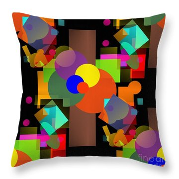 A Matter Of Perspective Too - Series Throw Pillow by Glenn McCarthy Art and Photography