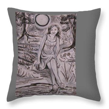 A Midsummer Night's Dream Play Throw Pillow