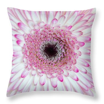 A Million Petals Throw Pillow