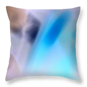 Throw Pillow featuring the photograph A Natural State by Christine Ricker Brandt