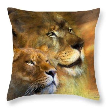 A New Dawn Throw Pillow