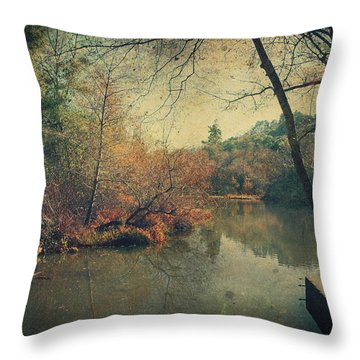 A New Day Another Chance Throw Pillow by Laurie Search