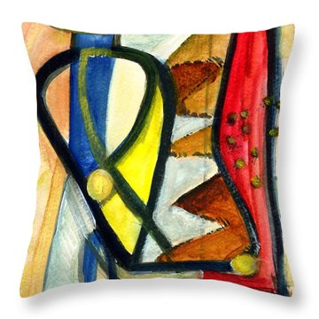 A Perfect Image Throw Pillow