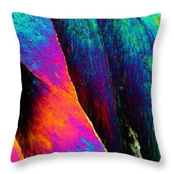 A Pillow Of Winds Throw Pillow