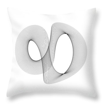 A Plus 1 And B Plus 2 Throw Pillow