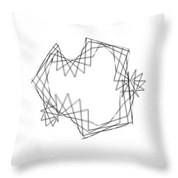 A Plus 300 And B Plus 400 Throw Pillow