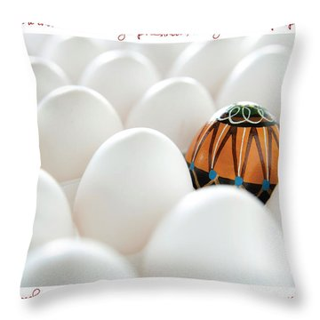 A Royal Priesthood Throw Pillow