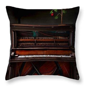 A Simple Christmas No. 1 Throw Pillow