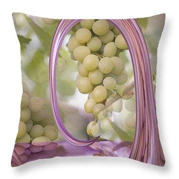 A Splash Of Pure Goodness Throw Pillow by PainterArtist FIN