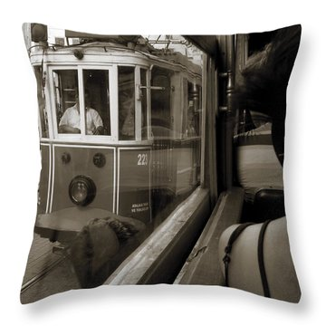 A Streetcar Named Desire Throw Pillow