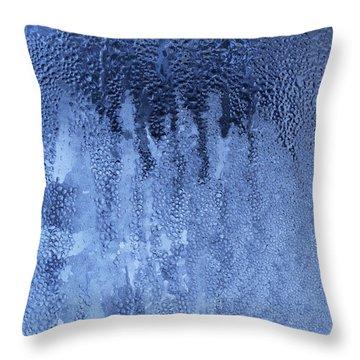 A Sudden Thaw - Art Print Throw Pillow by Jane Eleanor Nicholas