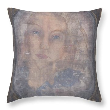A Tear For A Memory Throw Pillow