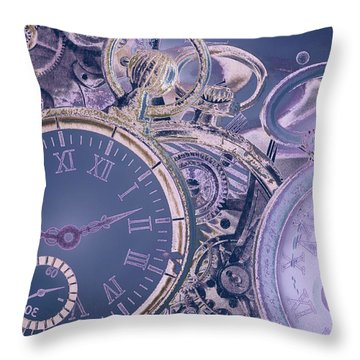 A Time Of Memories A Time Of Forgetting  Throw Pillow