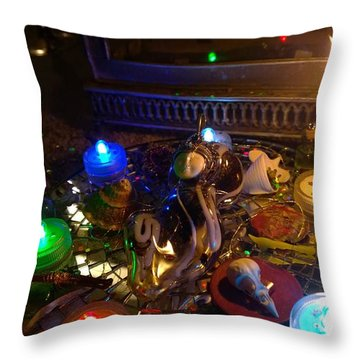 A Wishing Place 6 Throw Pillow