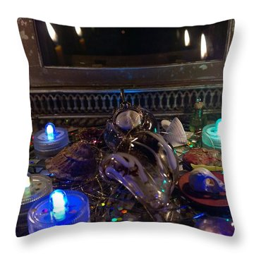 A Wishing Place 8 Throw Pillow