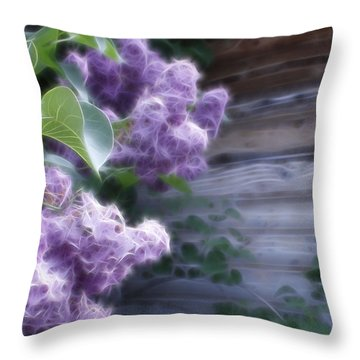 A Wonderful Memory 2 Throw Pillow by Janie Johnson
