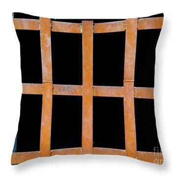 Abandoned Dreams Throw Pillow by Ed Weidman