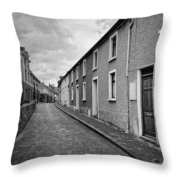 Abbey Lane Throw Pillow