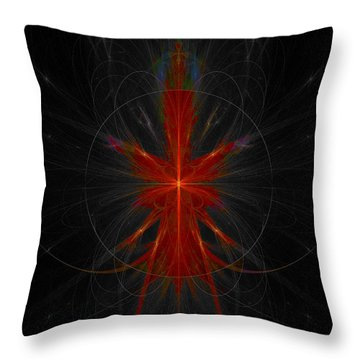 Abstract Artwork 15 Throw Pillow