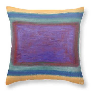 Abstract 186 Throw Pillow by Patrick J Murphy