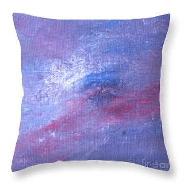 Abstract 2 Throw Pillow by Laurianna Taylor
