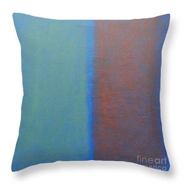 Abstract 45 Throw Pillow by Patrick J Murphy