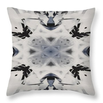 Abstract Graffiti 16 Throw Pillow