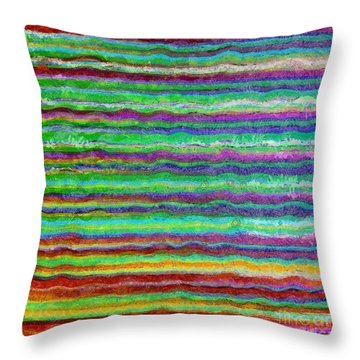 Square Aspect Throw Pillows