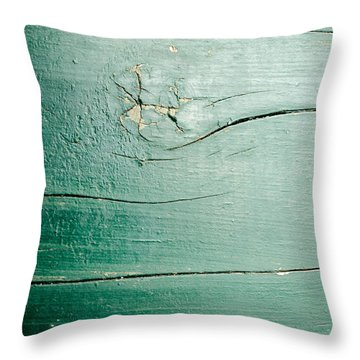 Abstract Photography Throw Pillow
