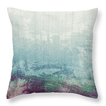 Abstract Print 11 Throw Pillow by Filippo B