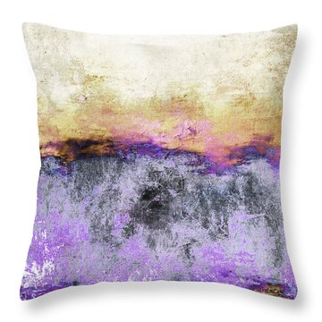 Abstract Print 20 Throw Pillow by Filippo B