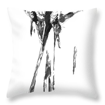 Abstract Series I Throw Pillow
