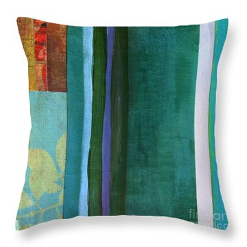Abstract Throw Pillow by Venus